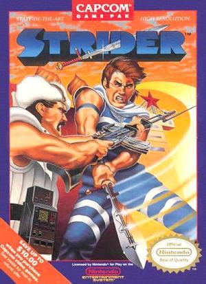 Strider NES